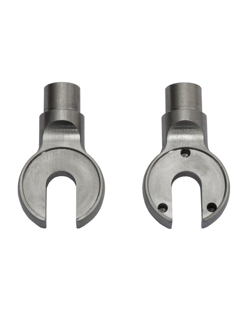 Stainless Steel Dropouts straight