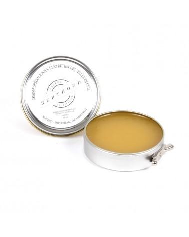 Boite de graisse GB pour selle cuir 60 mL