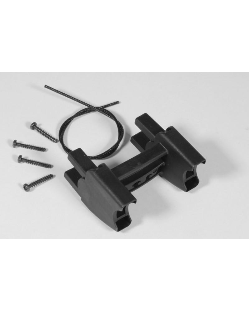 Distance offset for handlebar bag Klick Fix 43mm