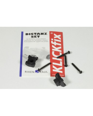 Distance offset for handlebar bag Klick Fix 5mm
