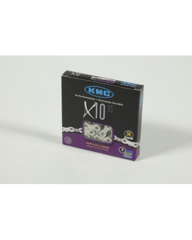 Chain KMC X10-93 10S 116 links