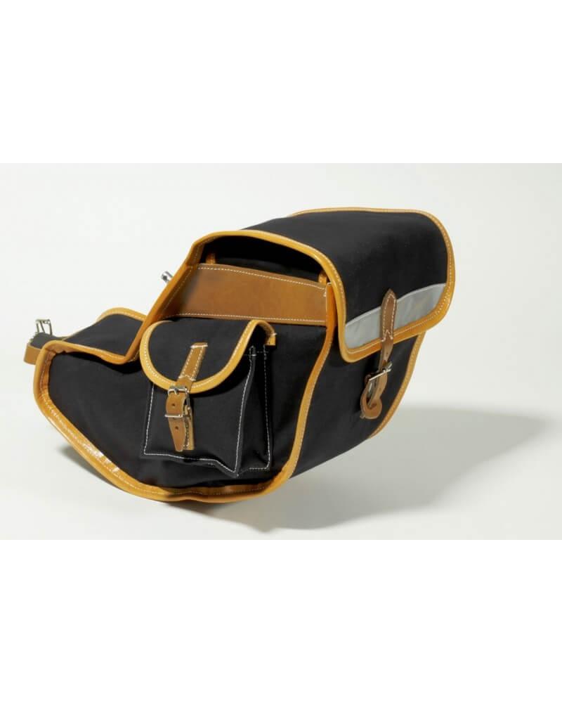 Saddle bag Berthoud randonneur cycles
