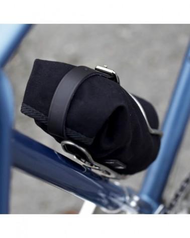 Saddle bag bottle cage Berthoud randonneur cycles