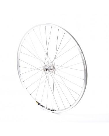 roue complète SON dynamo Mavic Open pro randonneur
