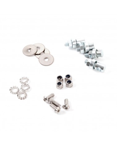 fender stays fixing set screws nuts eyebolts