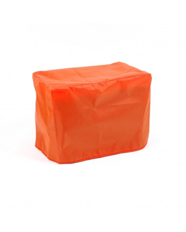 housse sacoche imperméable berthoud poly ripstop orange