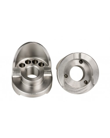pattes coquille SON SL Inox Axe 12